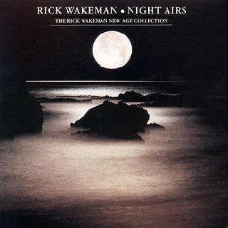 Rick Wakeman Night Airs  album cover