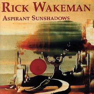 Rick Wakeman Aspirant Sunshadows album cover