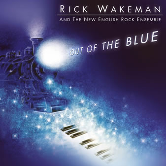 Rick Wakeman Out Of The Blue album cover