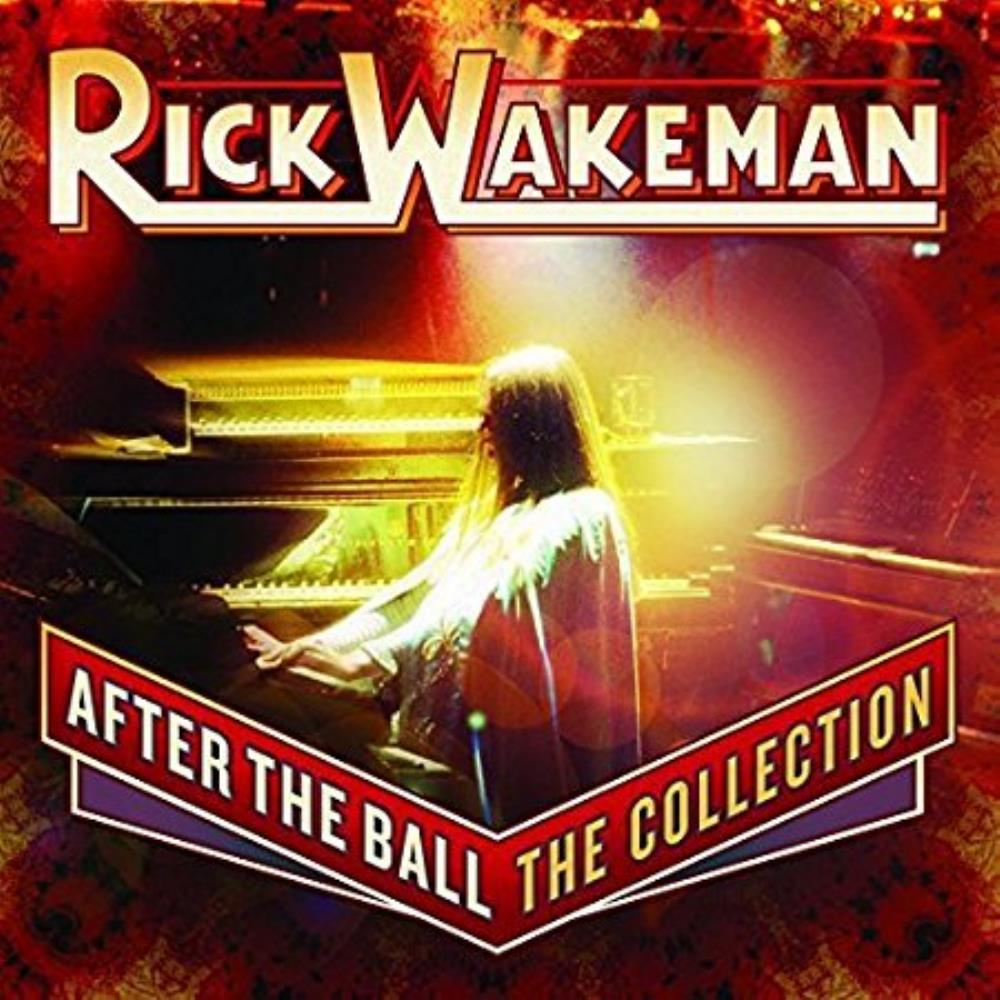 After The Ball - The Collection by WAKEMAN, RICK album cover