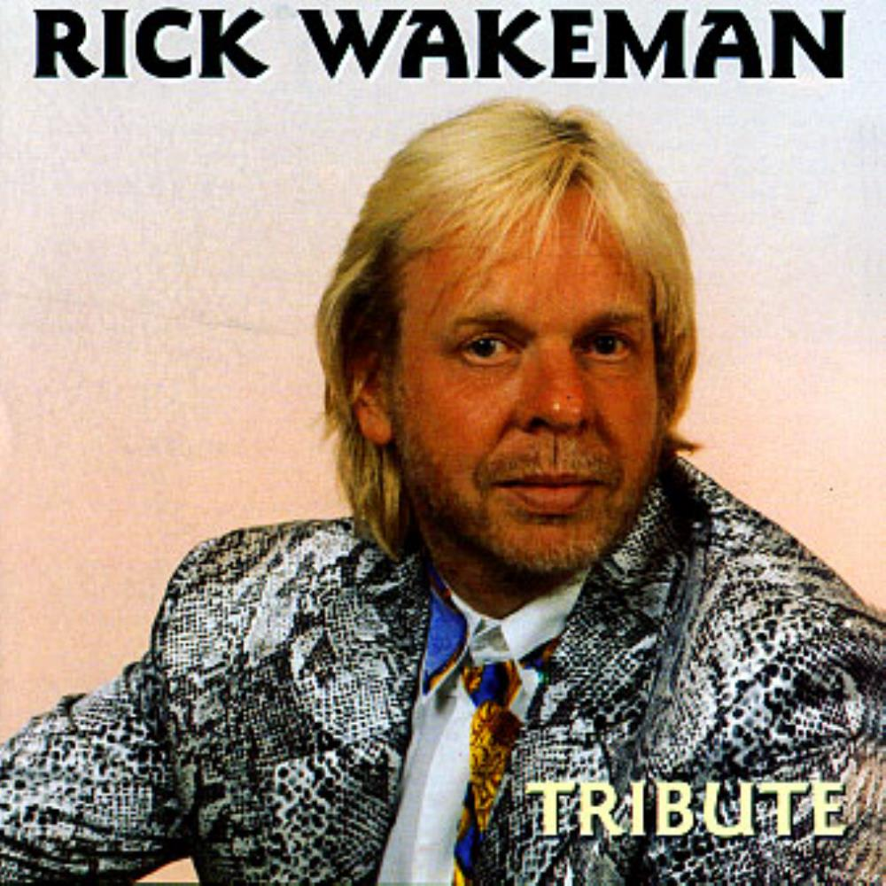 Rick Wakeman Tribute To The Beatles album cover