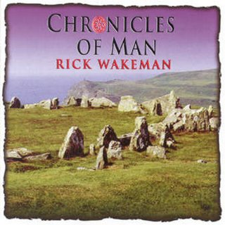Rick Wakeman Chronicles of Man  album cover