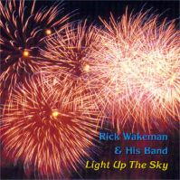 Rick Wakeman Light Up The Sky album cover