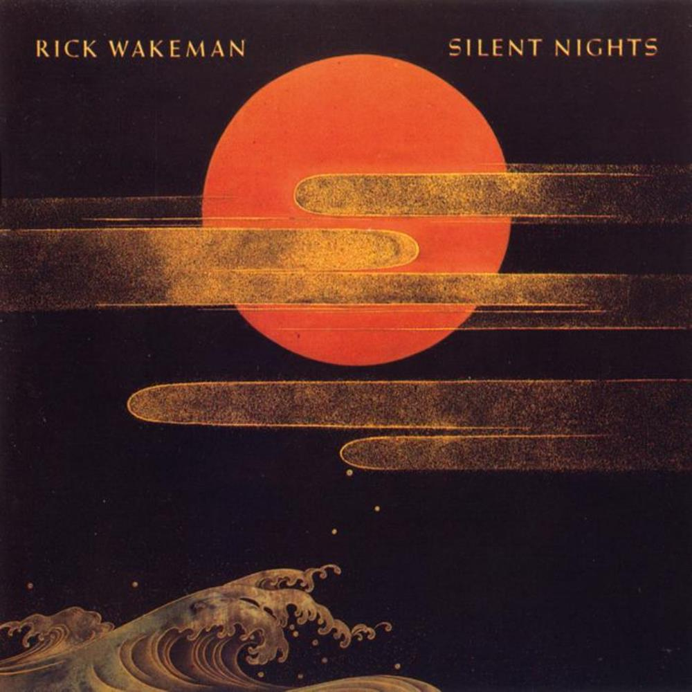 Rick Wakeman - Silent Nights CD (album) cover