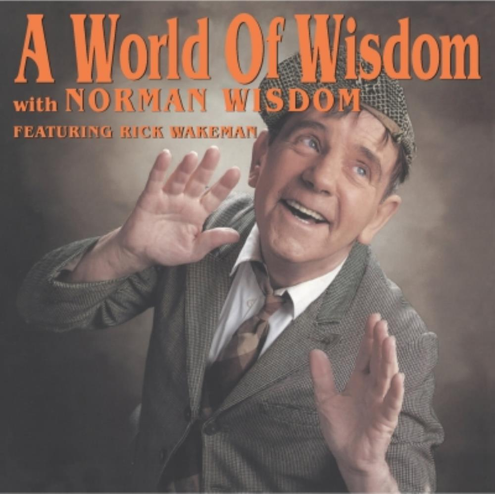 Rick Wakeman - A World Of Wisdom CD (album) cover