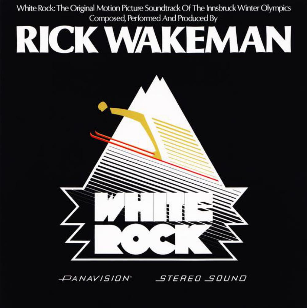 White Rock by WAKEMAN, RICK album cover