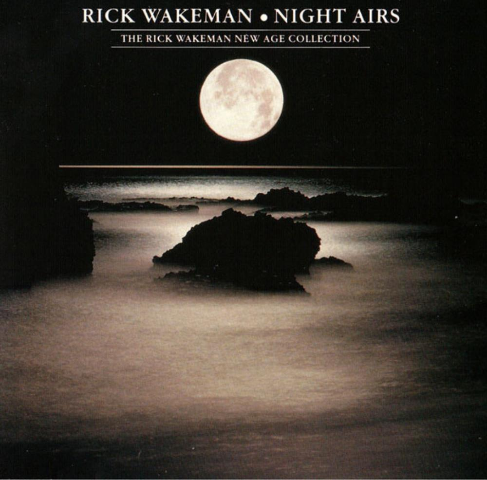 Rick Wakeman - Night Airs CD (album) cover