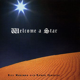 Rick Wakeman Welcome a Star  album cover