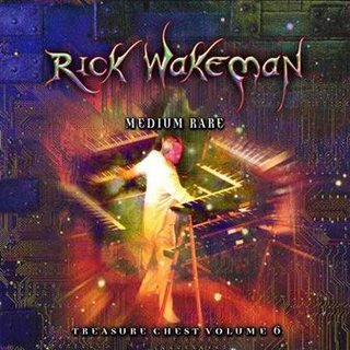Rick Wakeman Treasure Chest Volume 6 - Medium Rare album cover
