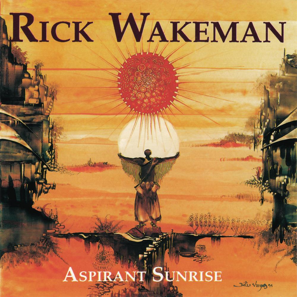 Rick Wakeman - Aspirant Sunrise CD (album) cover