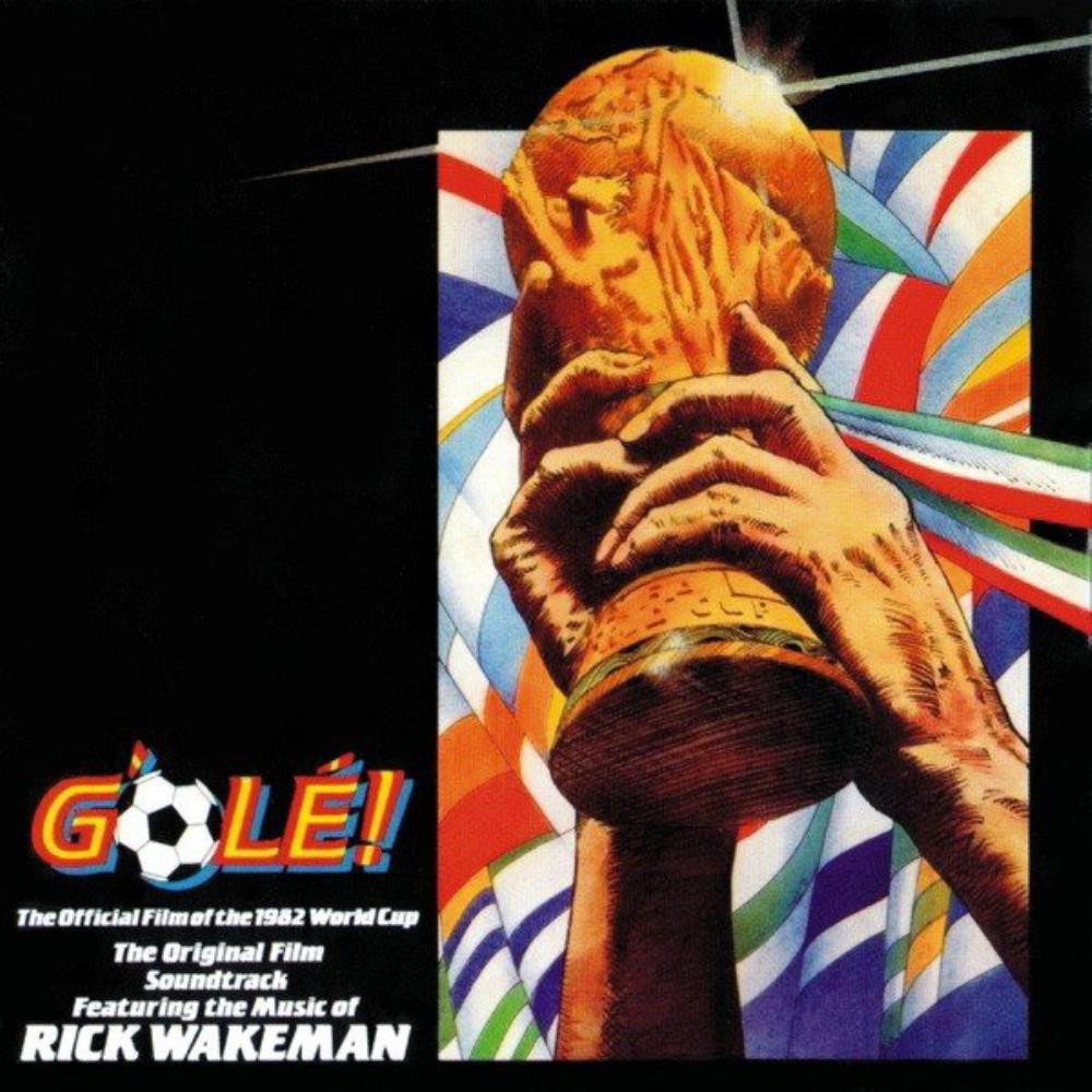Rick Wakeman - G'Olé ! (OST) CD (album) cover