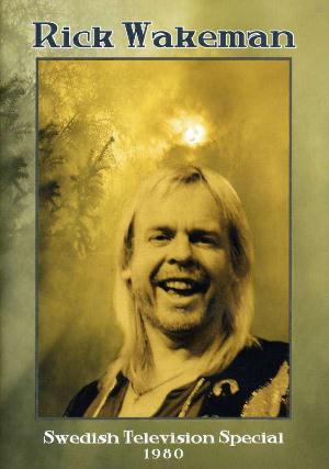 Rick Wakeman - Swedish Television Special 1980 CD (album) cover