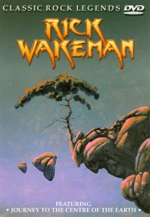 Rick Wakeman - Classic Rock Legends (DVD) CD (album) cover