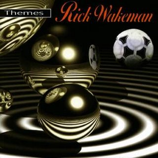 Rick Wakeman Themes album cover