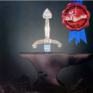 Rick Wakeman - The Myths And Legends Of King Arthur And The Knights Of The Round Table CD (album) cover
