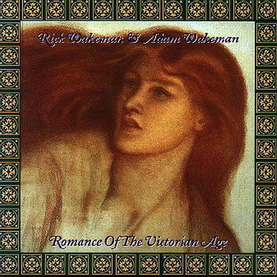 Rick Wakeman Romance of the Victorian Age album cover