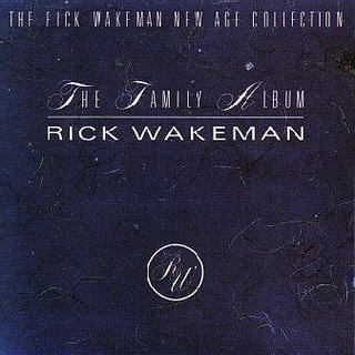 Rick Wakeman The Family Album  album cover