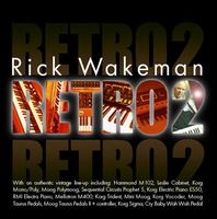 Rick Wakeman Retro 2 album cover