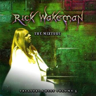 Rick Wakeman Treasure Chest Volume 5 - The Mixture  album cover