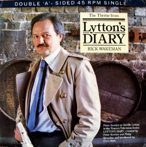 Rick Wakeman The Theme From Lytton's Diary album cover