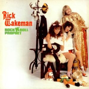 Rick Wakeman - Rock N Roll Prophet CD (album) cover