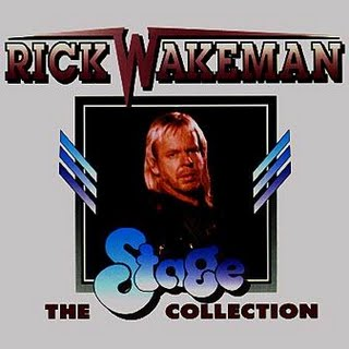 Rick Wakeman The Stage Collection album cover