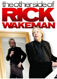 Rick Wakeman - The Otherside of Rick Wakeman CD (album) cover