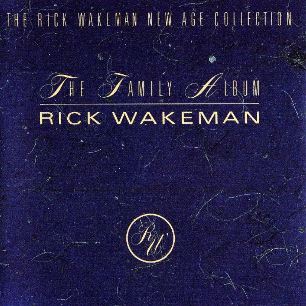 Rick Wakeman - The Family Album CD (album) cover