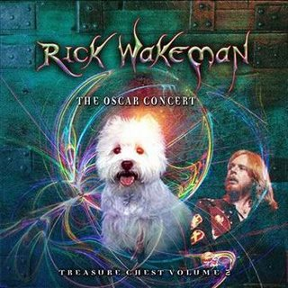 Rick Wakeman - Treasure Chest Volume 2 - The Oscar Concert CD (album) cover