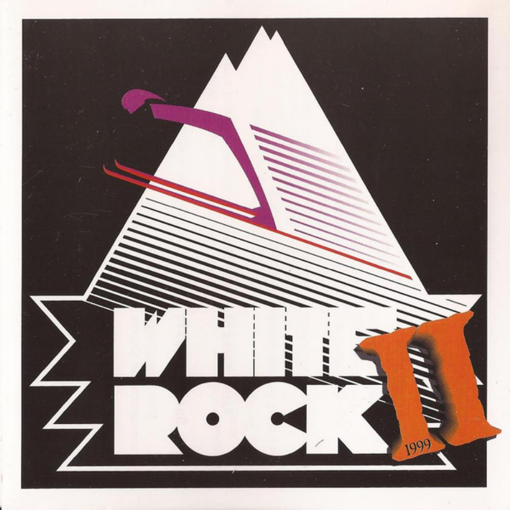 Rick Wakeman White Rock II album cover