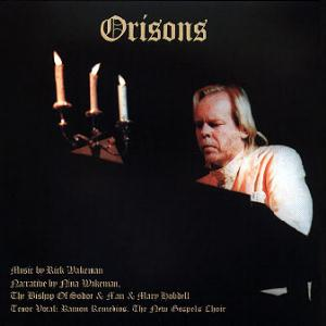 Rick Wakeman - Orisons  CD (album) cover