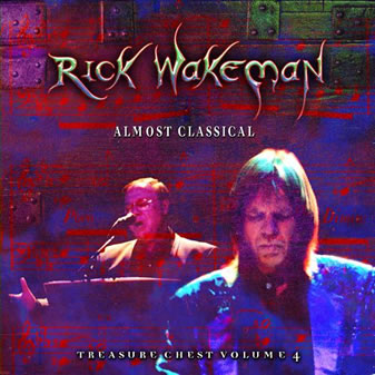 Rick Wakeman Treasure Chest Volume 4 - Almost Classical album cover