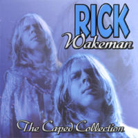 Rick Wakeman - The Caped Collection  CD (album) cover