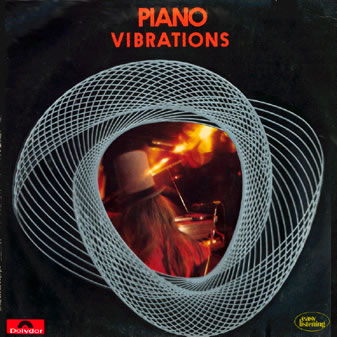 Rick Wakeman Piano Vibrations album cover