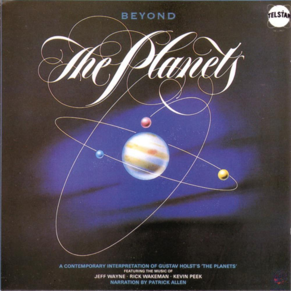 Rick Wakeman, Jeff Wayne & Kevin Peek: Beyond the Planets by WAKEMAN, RICK album cover