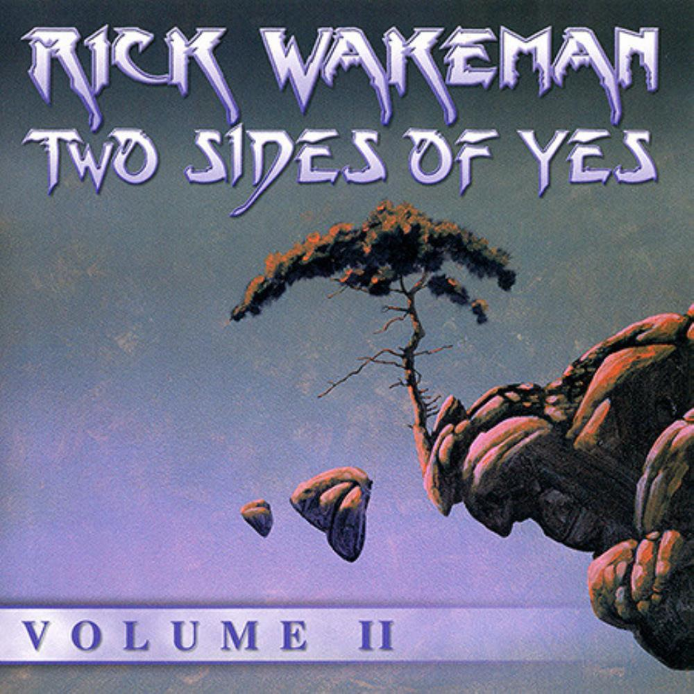 Rick Wakeman Two Sides Of Yes, Volume II album cover