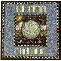 Rick Wakeman In the Beginning album cover