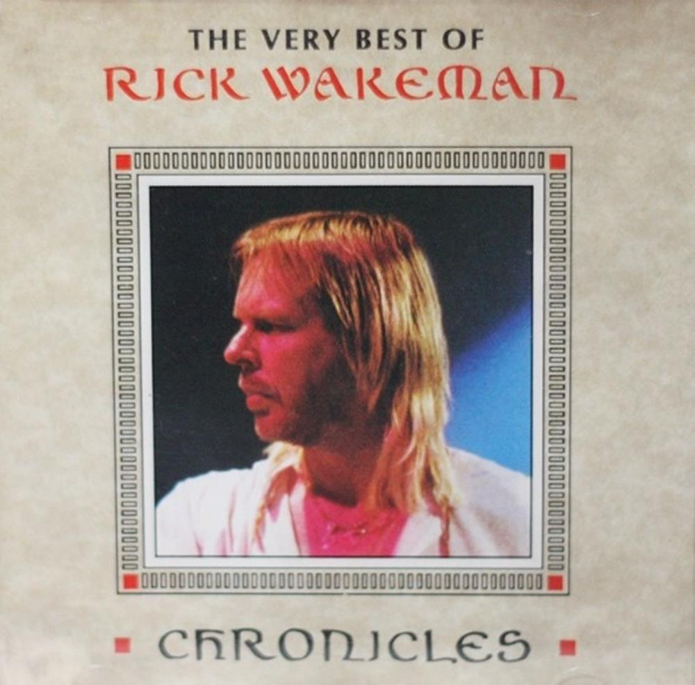 Rick Wakeman - Chronicles - The Very Best Of Rick Wakeman CD (album) cover