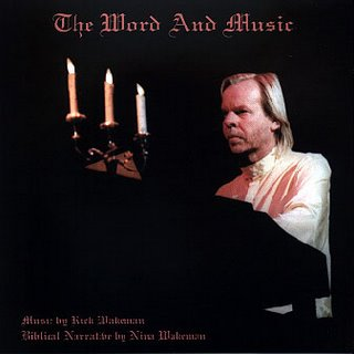 Rick Wakeman The Word and Music  album cover
