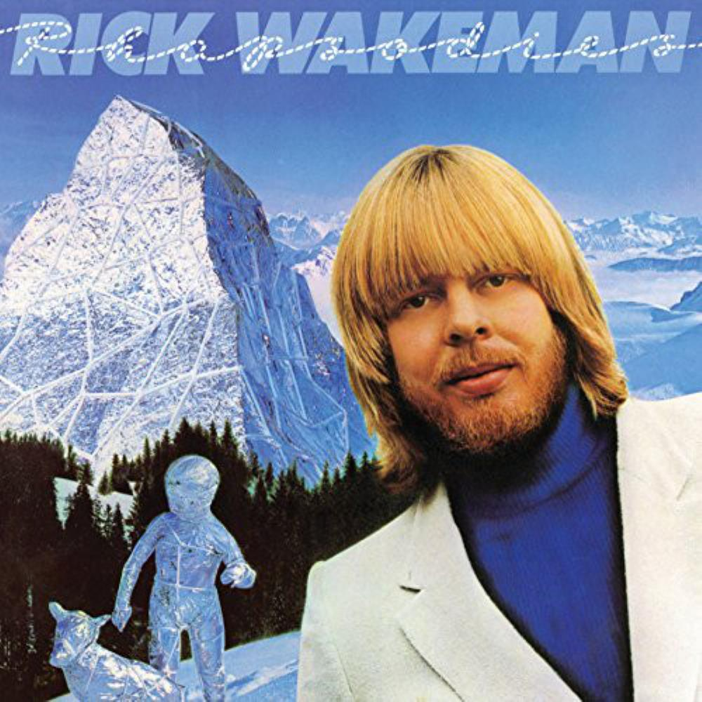Rick Wakeman - Rhapsodies CD (album) cover