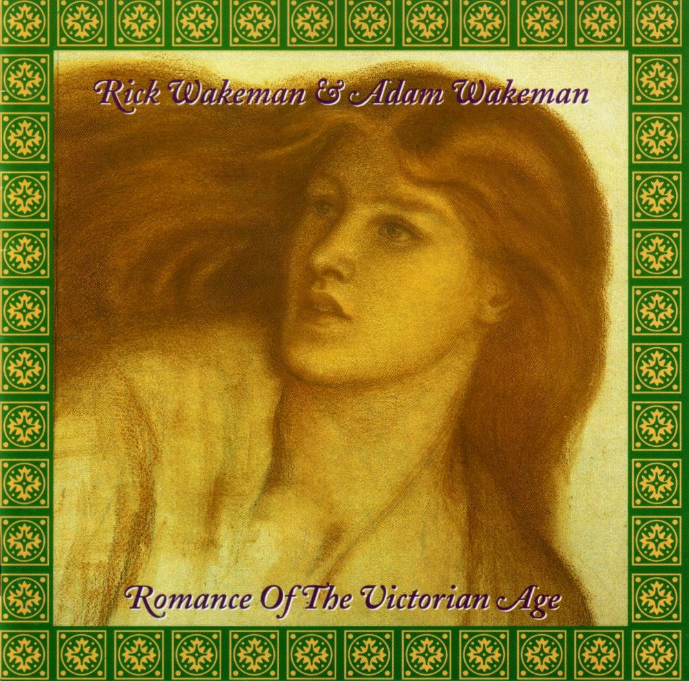 Rick Wakeman - Wakeman With Wakeman: Romance Of The Victorian Age CD (album) cover