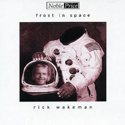 Rick Wakeman Frost In Space album cover