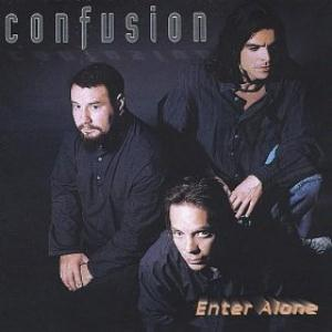 Confusion Enter Alone album cover