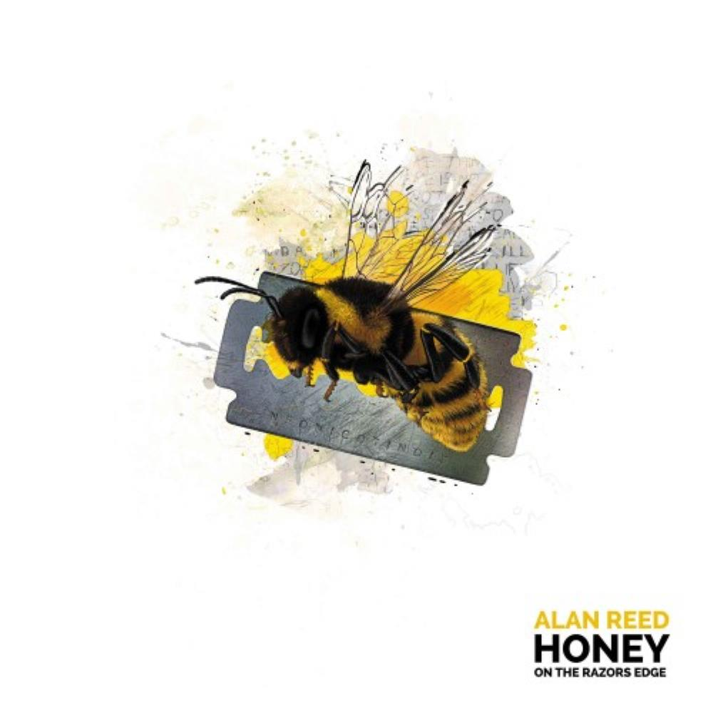 Alan Reed Honey On The Razor's Edge album cover