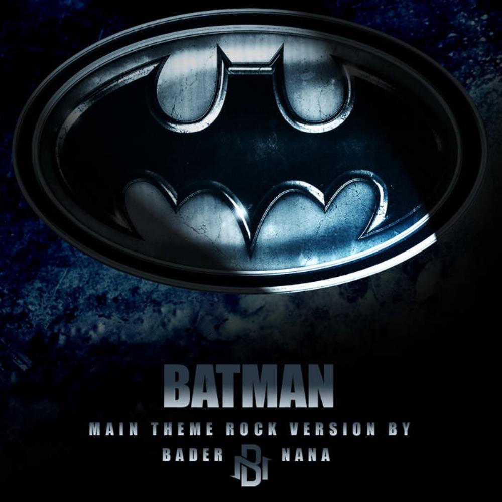 Batman Main Theme (Rock Version) by Nana, Bader album rcover