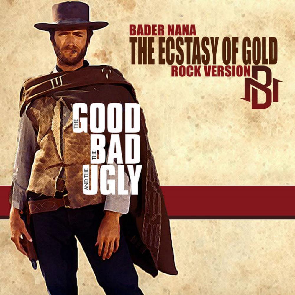 Ecstasy of Gold Theme (Rock Version) by Nana, Bader album rcover