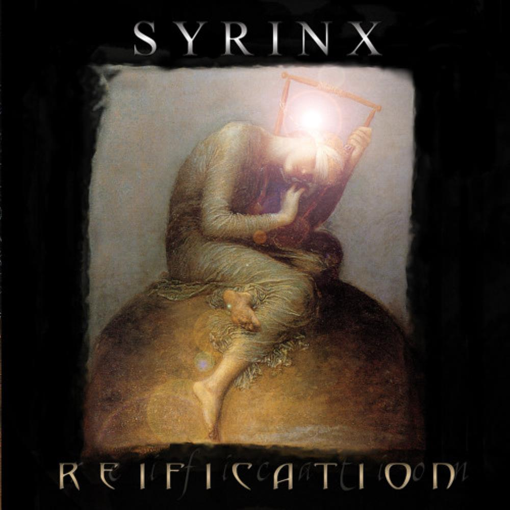Syrinx - Reification CD (album) cover