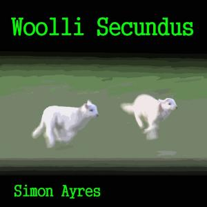 Simon Ayres - Woolli Secundus CD (album) cover