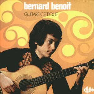 Bernard Benoit Guitare Celtique album cover