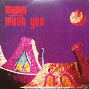Moon You by MUNJU album cover